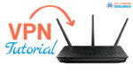 How to setup VPN on router