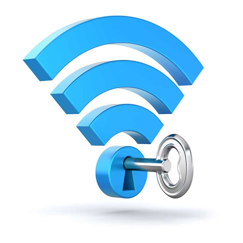 Secure your home network wifi