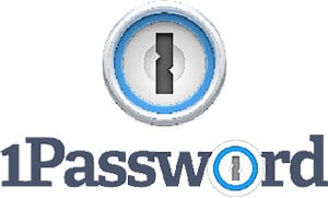 1Password password manager app logo