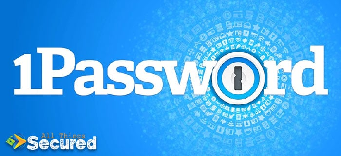 1Password, a popular password manager app and password generator