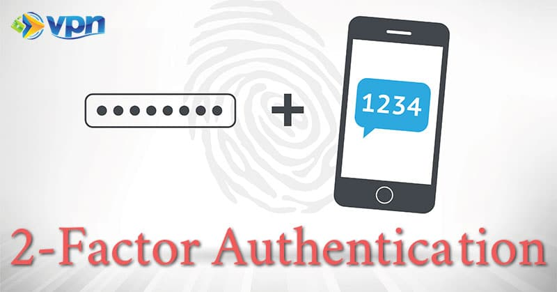 Set up two-factor authentication for all your accounts