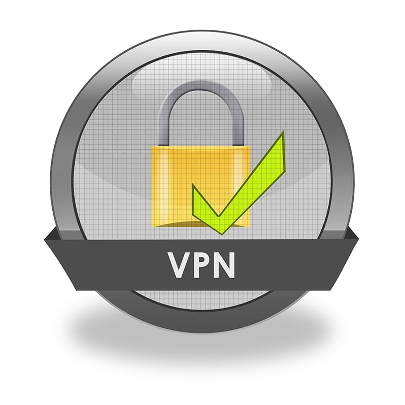 Use a VPN on unsecure networks and encrypt data against online security threats