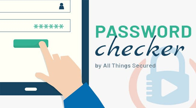 Password Strength Checker by All Things Secured