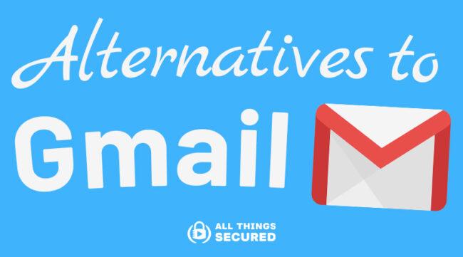 Best alternatives to Gmail