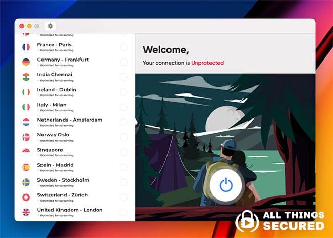 Atlas VPN desktop app premium version