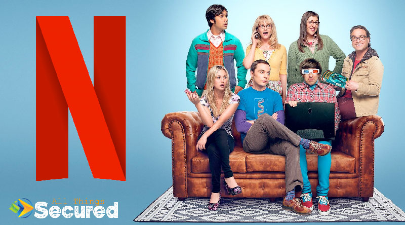 Watch The Big Bang Theory on Netflix