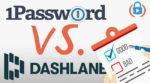 Dashlane vs 1Password compared