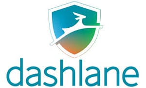 Dashlane password manager app logo