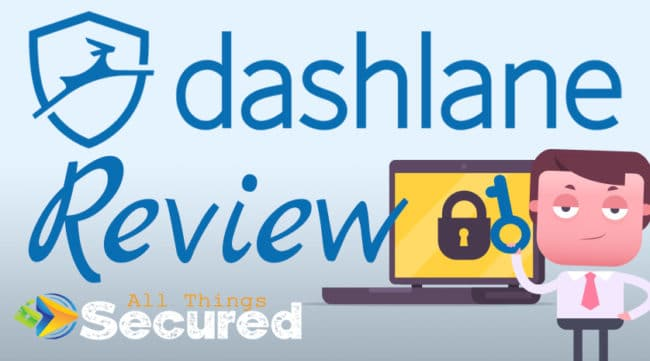 Dashlane review of the password manager app