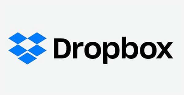 Dropbox logo, an alternative to Google Drive