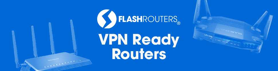 FlashRouters can provide pre-configured devices
