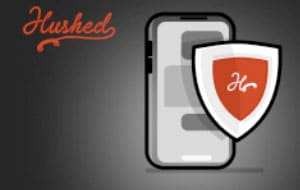 Hushed provides a private second phone number to use