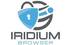 Iridium, a Chromium-based internet browser