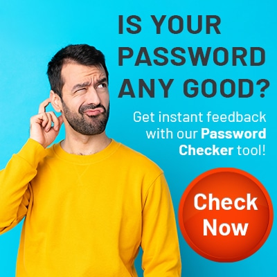 Check your password with this password checker by All Things Secured