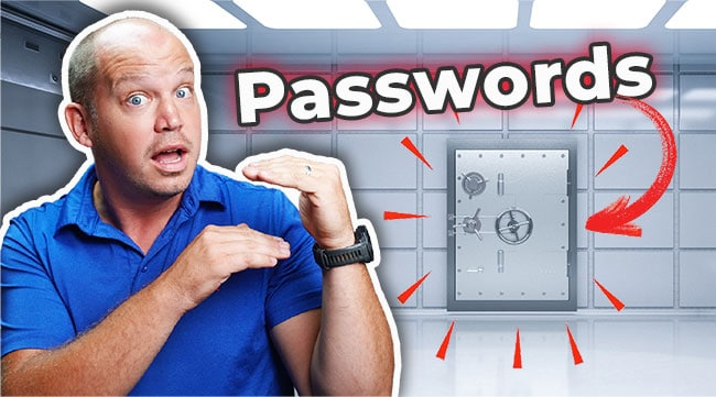 Levels of Password Security