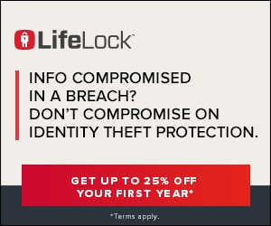 Protect yourself from identity theft with LifeLock