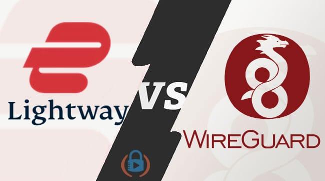 ExpressVPN Lightway vs WireGuard comparison