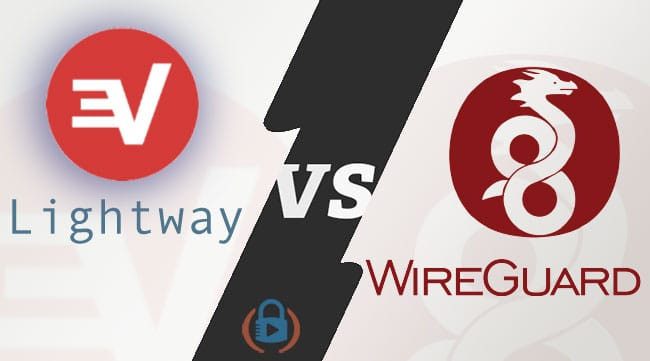 ExpressVPN Lightway vs WireGuard comparison