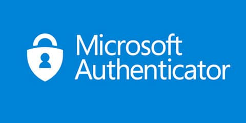 Microsoft Authenticator app logo