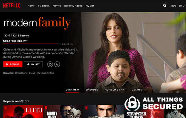 Is Modern Family On Netflix Yes But Only With This Simple Hack