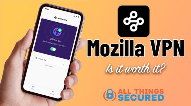 Mozilla VPN Review 2020