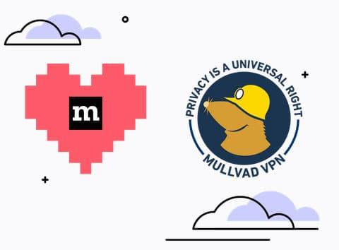 Mozilla VPN runs on the Mullvad VPN server network
