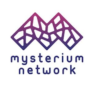 Mysterium Network dVPN logo