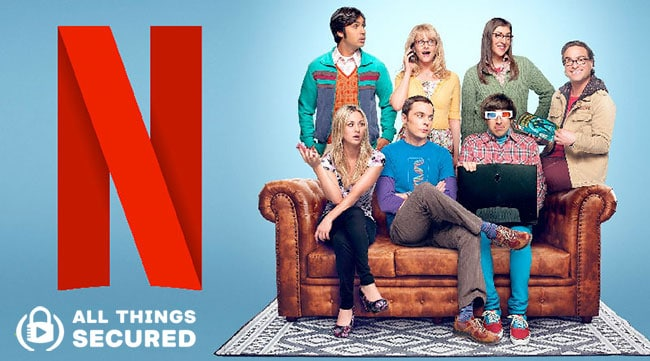 Watch The Big Bang Theory on Netflix