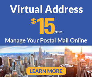 Get a virtual address with PostScanMail!