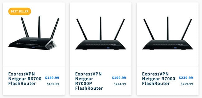 Pre-Configured VPN Routers from FlashRouters