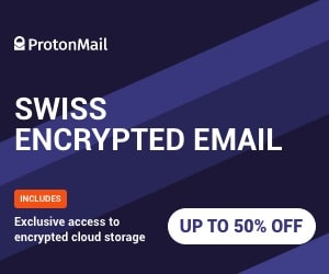 ProtonMail black friday deal