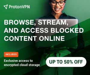 ProtonVPN Black Friday sale