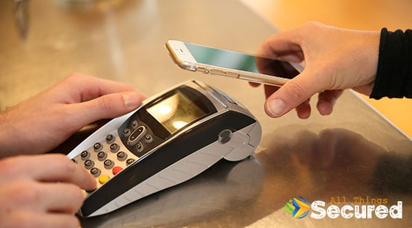 Using mobile payments is actually more secure than using a debit or credit card to pay.