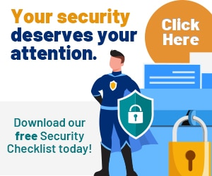 Download a free personal online security checklist!