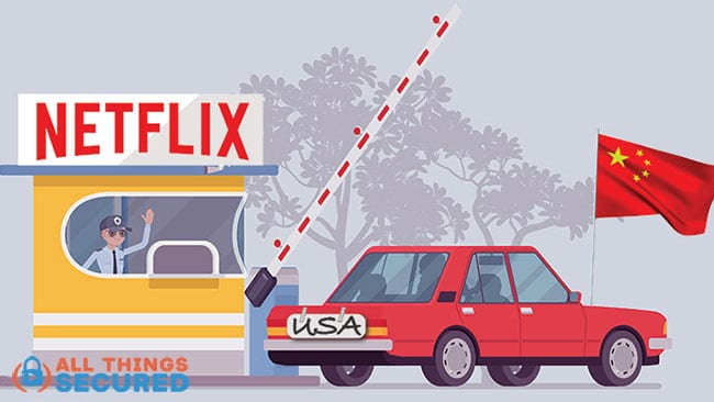 Use SmartDNS to spoof your location for Netflix
