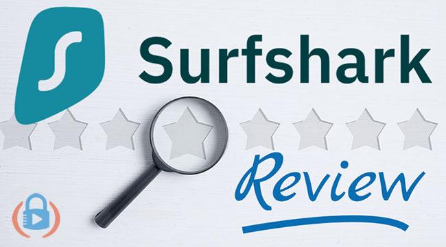 Review of Surfshark VPN