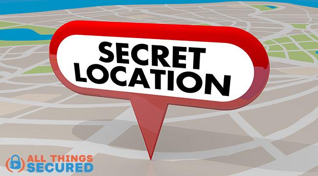 Will a VPN hide my location?