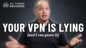 VPN Privacy Policy