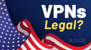 Are VPNs legal in US