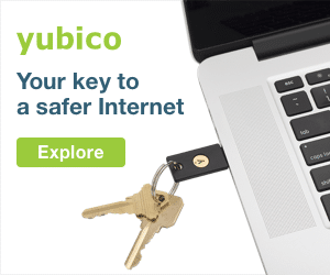 Yubikey is your key to a safer internet
