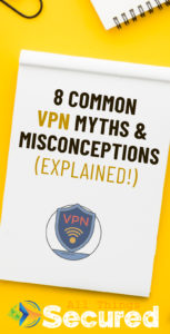 Save this article about VPN myths on Pinterest