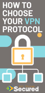 Save this article about VPN protocols on Pinterest.