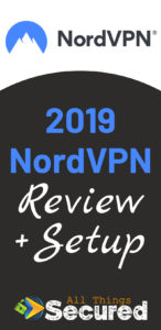 Save this NordVPN review article on Pinterest