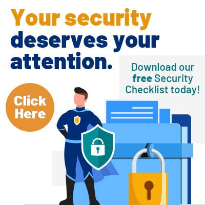 Download the free online security checklist!