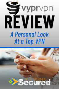 Save this VyprVPN review 2019 on Pinterest!