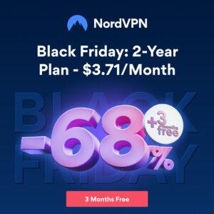 NordVPN Black Friday deal