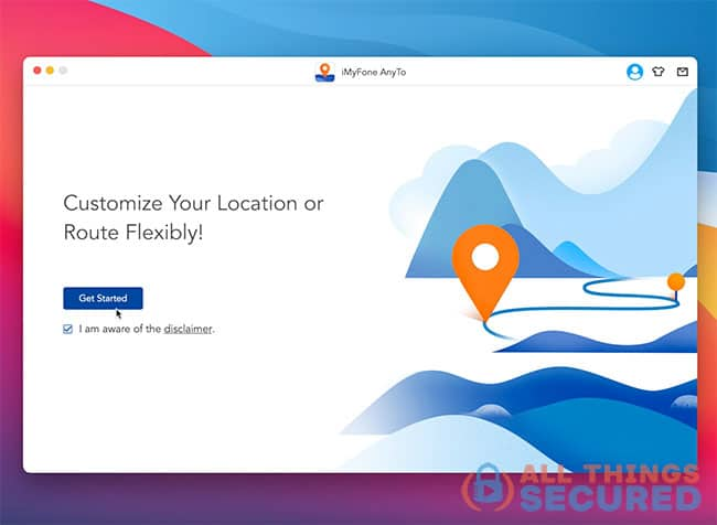Download and Install iMyFone AnyTo software on your computer
