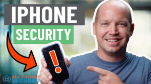 iPhone Security Settings for 2021