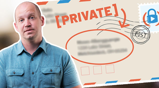 How to keep your home address private
